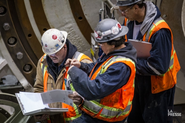 D'ici 2016, selon Emploi-Québec, 10200 emplois seront offerts... (PHOTO OLIVIER PONTBRIAND, LA PRESSE)