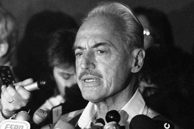 Premier directeur de l'Association des joueurs du baseball... (Photo: AP)