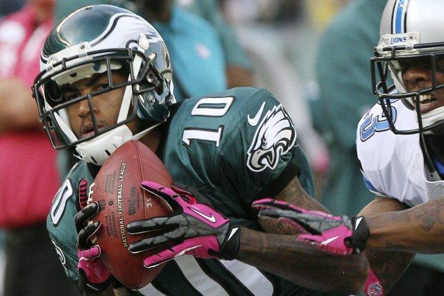 DeSean Jackson... (Photo archives AP)