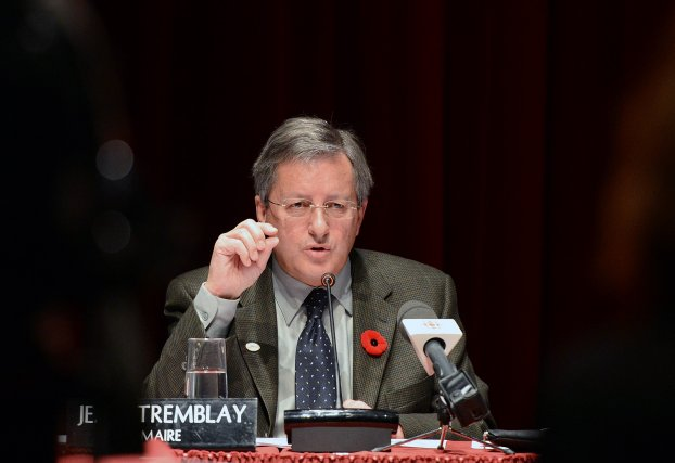 Le maire Jean Tremblay... (archives)