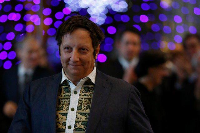 Robert Lepage a accepté le prix de la... (Photos Le Soleil, Yan Doublet)
