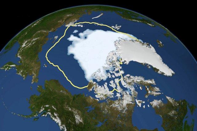Sur cette image rendue publique par la NASA,... (ILLUSTRATION NASA)