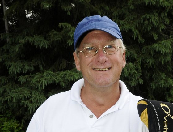 Le président du Club de golf Port-Alfred, Jean-Pierre... (Archives)