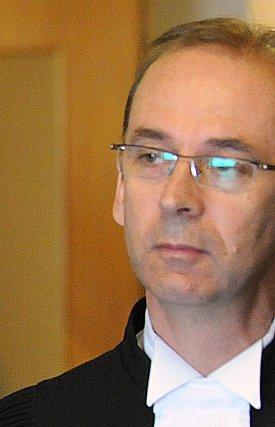 Me Luc Tourangeau représente l'homme accusé d'agression sexuelle... (Archives)