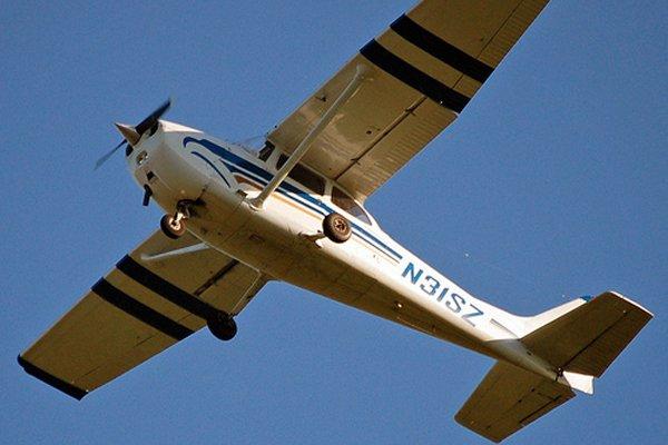 Un Cessna 172...