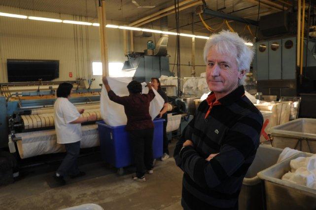 Jacques Adam vient de vendre son entreprise à... (Photo: Sylvain Mayer)