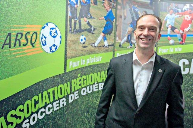 Daniel Belleau, qui a fait ses débuts à... (Le Soleil, Pascal Ratthé)