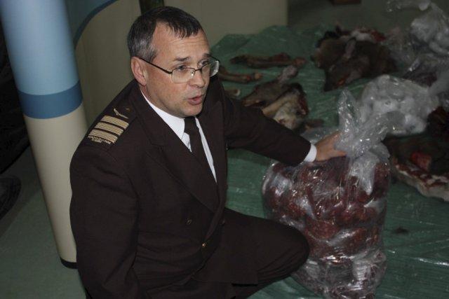 Le commandant du service dirigé par le ministère... (Photo: Yanick Poisson)