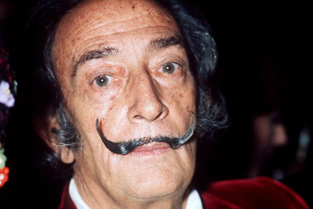 Salvador Dali... (Photo: AFP)
