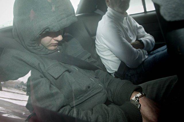 L'accusé a été accusé de conduite dangereuse ayant... (Photo Patrick Sanfaçon, La Presse)