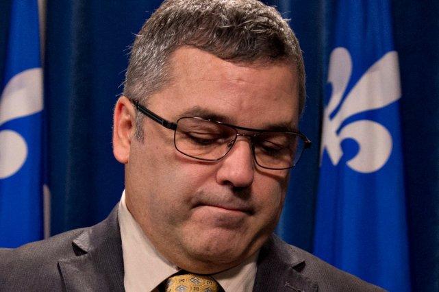 Daniel Breton... (La Presse Canadienne)