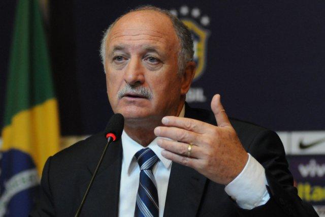 Luiz Felipe Scolari est de retour à la... (Photo: AFP)