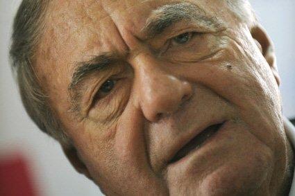 Le réalisateur français Claude Lanzmann... (Photo: AFP)