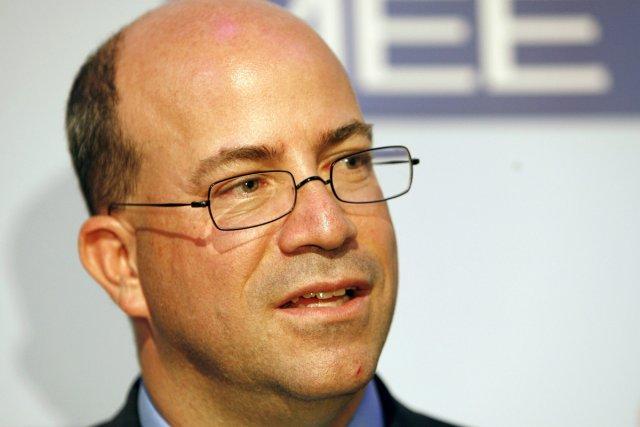 Jeff Zucker, ancien directeur général du groupe de... (Photo: AP)