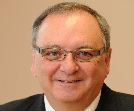 Michel Simard, Président et éditeur... (Photo Jeannot Levesque)