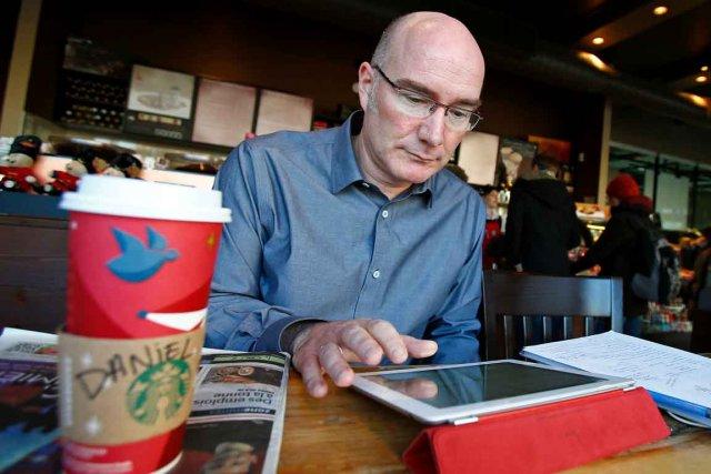 Selon Daniel Lafrenière, l'expérience client chez Starbucks est... (Le Soleil, Yan Doublet)