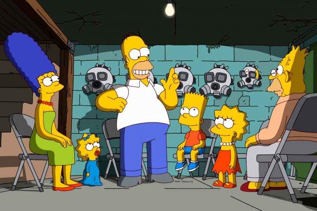 Les Simpson ...