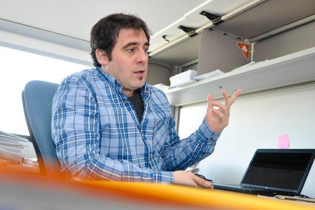 Le professeur Philippe Fait, de l'UQTR, s'intéresse depuis... (Photo: Émilie O'Connor)