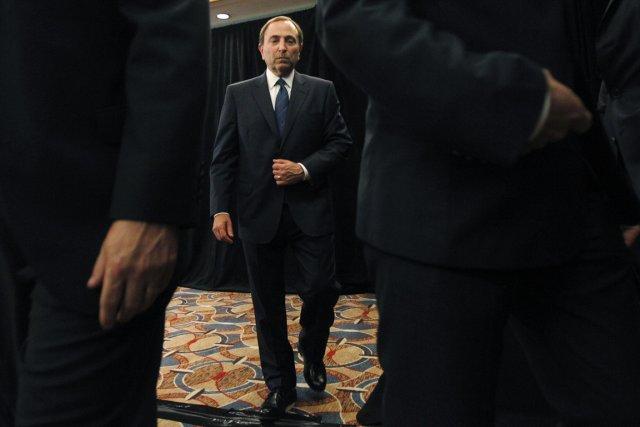 Après l'échec de la médiation, le commissaire Gary... (Photo: AP)