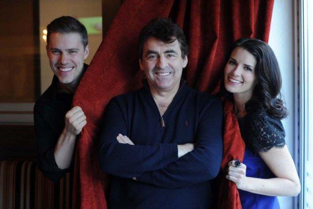 Jean-François Breau, Claude Barzotti et Marie-Ève Janvier chanteront... (Photo: Sylvain Mayer)