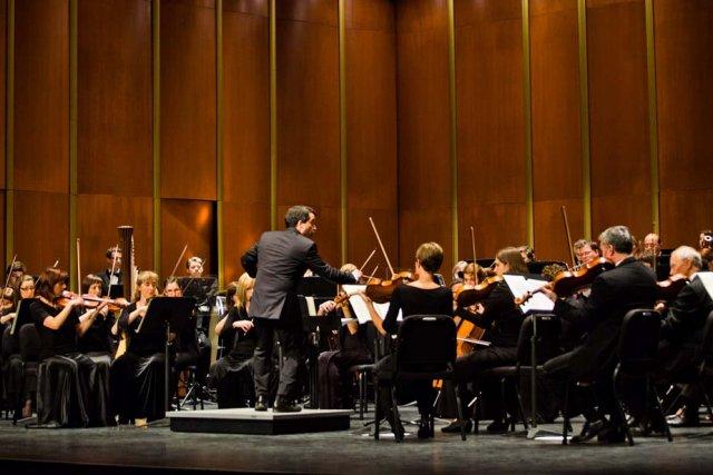 L'Orchestre symphonique de Trois-Rivières.... (Photo: Olivier Croteau)