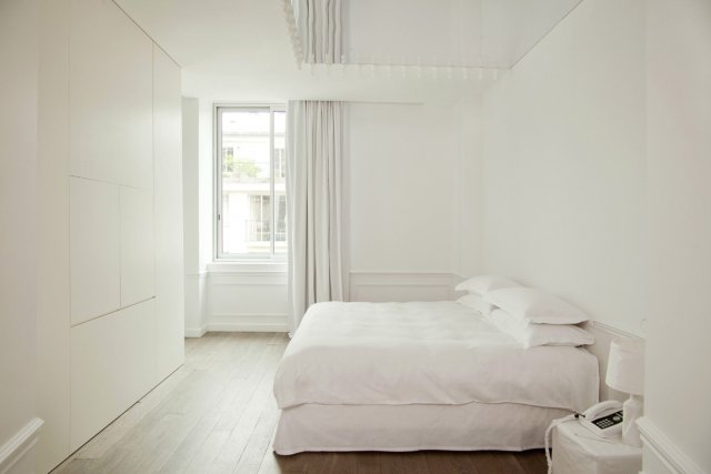 Une suite de la maison Champs-Élysées.... (Photo fournie par Martine Houghton)