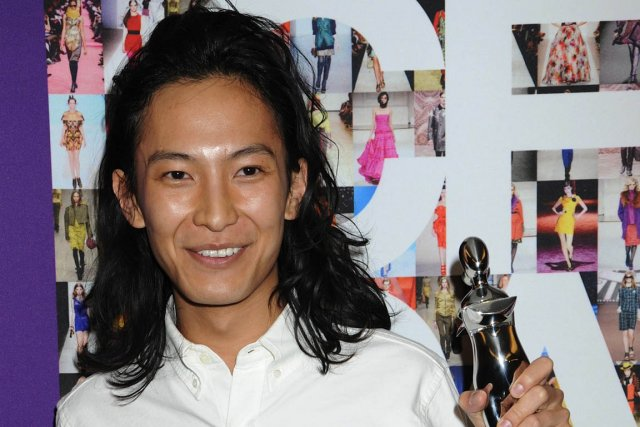 Alexander Wang a reçu en 2010 le prix... (Photo : Jennifer Graylock, AP)