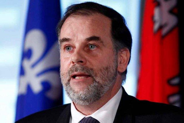 Le ministre de l'éducation, Pierre Duchesne... (Archives Le Soleil)