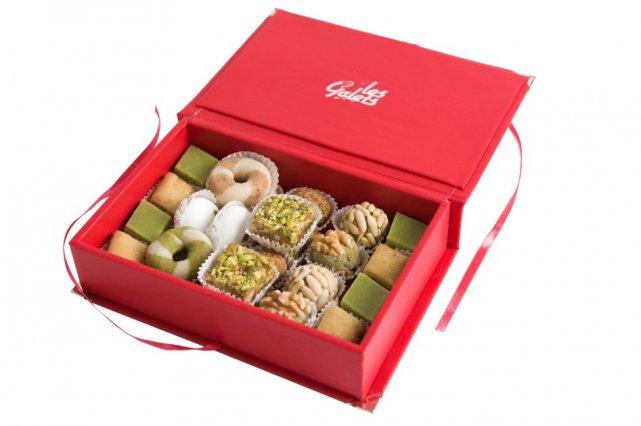 Petits gâteaux Les Galets; description à la fin...