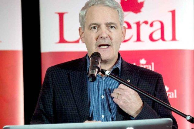 À 63 ans, Marc Garneau se lance dans... (La Presse Canadienne)
