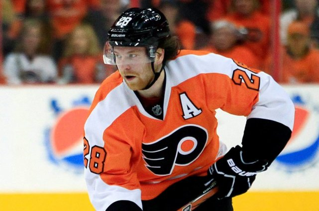 Claude Giroux... (Archives)