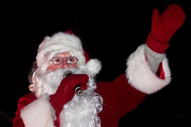 Le père Noël et ses fameux «Ho, ho,... (Étienne Ranger, LeDroit)