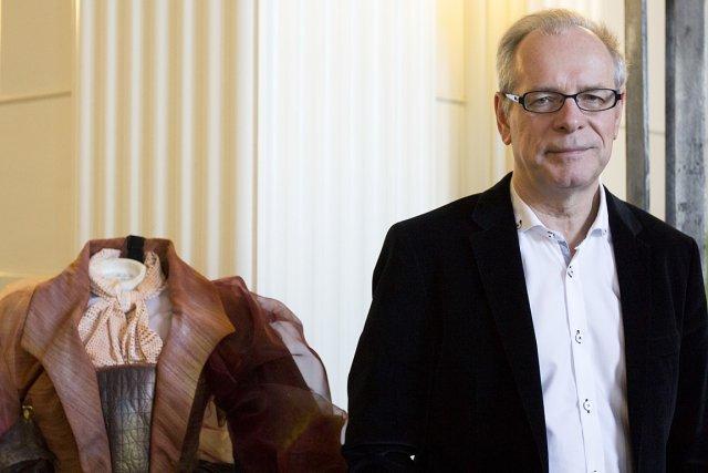 Simon Brault, directeur de l'École nationale de théâtre,... (Photo: Ninon Pednault, La Presse)