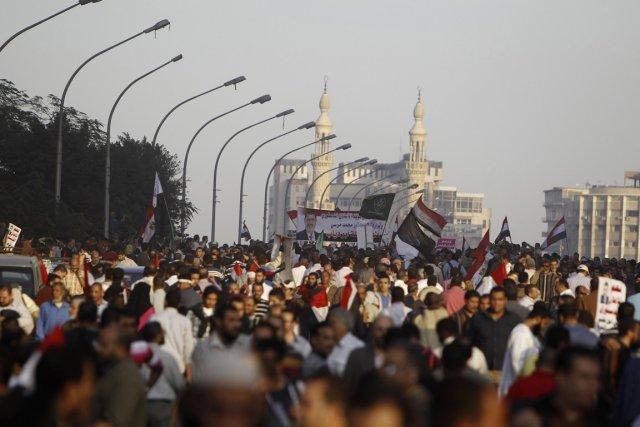 Les divisions sont de plus en plus profondes... (Photo : Mohamed Abd El Ghany, Reuters)