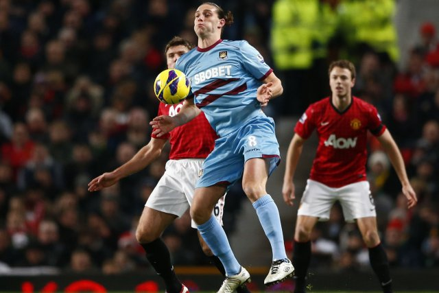Andy Carroll... (Photo : Darren Staples, Reuters)