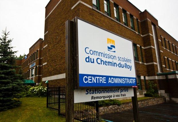 La Commission scolaire du Chemin-du-Roy se plie à... (Olivier Croteau)