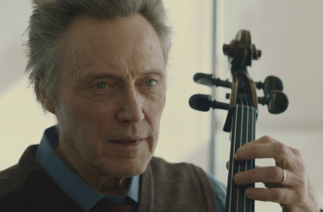 Christopher Walken incarne le leader d'un quatuor à... (Photo fournie par la production)