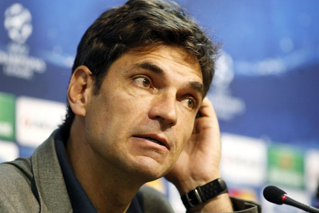 Mauricio Pellegrino... (PHOTO HEINO KALIS, REUTERS)