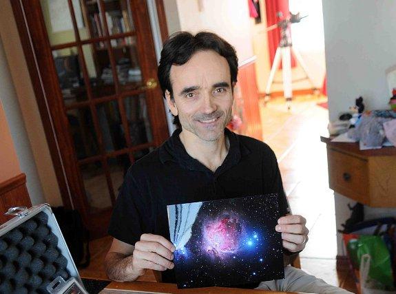 La Voie lactée n'a presque plus de secrets... ((Photo Rocket Lavoie))