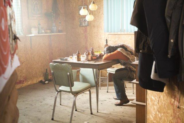 Le réalisateur Jeff Barnaby, qui a grandi dans... (Photo: Ninon Pednault, La Presse)