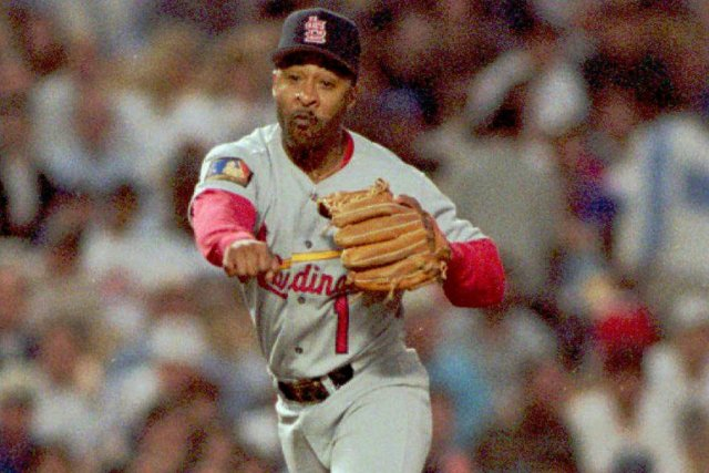 Ozzie Smith... (Photo: archives AP)