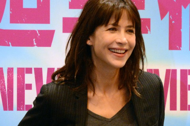Sophie Marceau... (Photo: archives AFP)