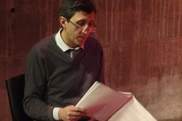 Amir Khadir a demandé au public d'être «indulgent».... (Photothèque Le Soleil)