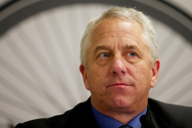 Greg LeMond se retrouve enfin en position d'influence.... (Photo: AFP)