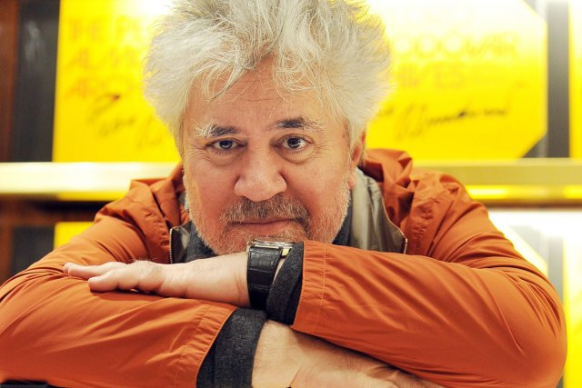 Pedro Almodóvar... (Photo: AP)