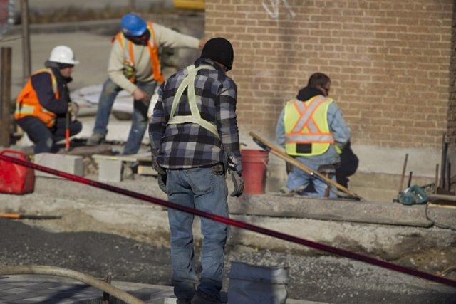 La CSN-Construction et la CSD se plaignent d'être... (Photo: Ivanoh Demers, La Presse)