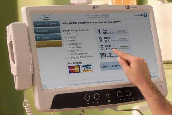 Les patients devront payer 16 $ par jour... (Étienne Ranger, LeDroit)