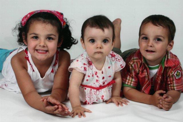 Les trois enfants retrouvés morts dimanche soir à...