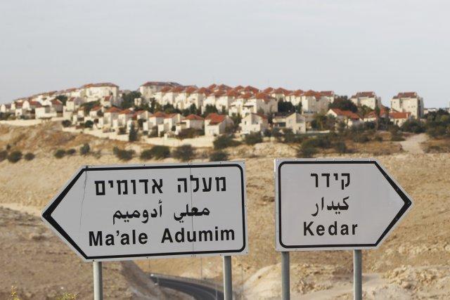 E1 est une zone de Cisjordanie qui se... (PHOTO AMMAR AWAD, REUTERS)