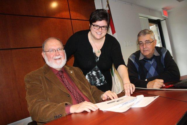 Le conseil municipal d'Orford réussira à ménager les... (La Tribune, Jean-François Gagnon)